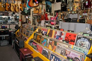 Vinyl Records Hobart