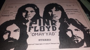 Rare Early Pink Floyd Offers around $200