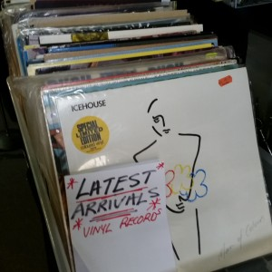 LATEST ARRIVALS - NEW LP'S AND 45'S