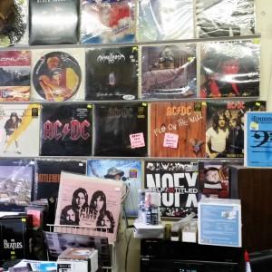 RARE VINYL RECORDS