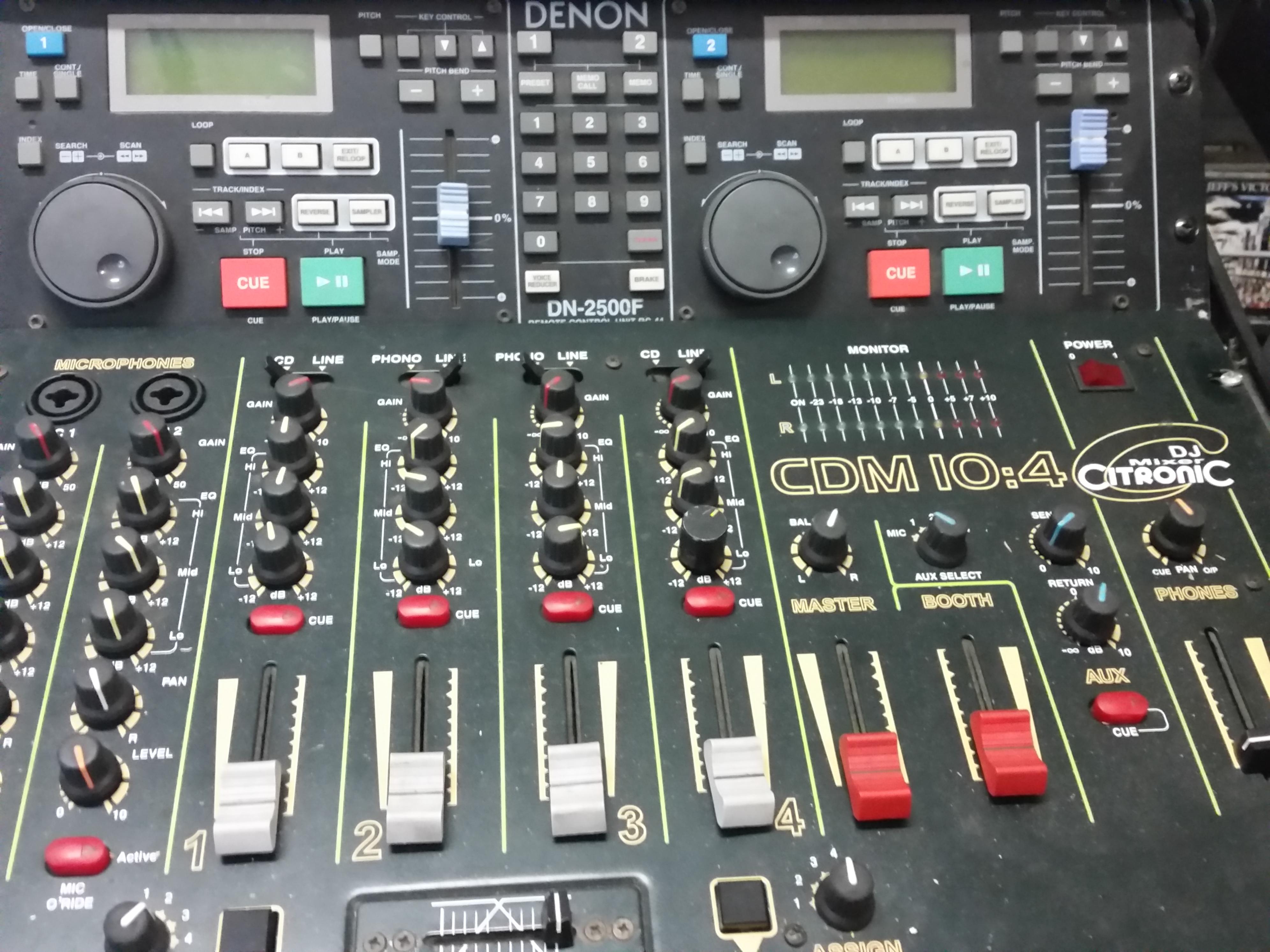 DJ & BAND MIXERS